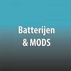 Batterijen & MODS