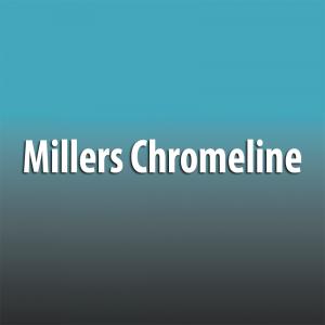 Chromeline 50% VG / 50% PG