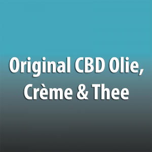 Original CBD Olie, Crème & Thee