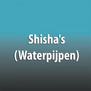 Shisha's (Waterpijpen)
