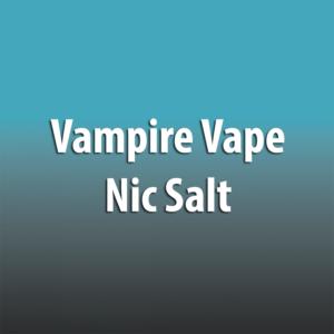 Vampire Vape Nic Salt